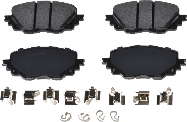 Autopart International 1403-597123 Disc Brake Pad Set