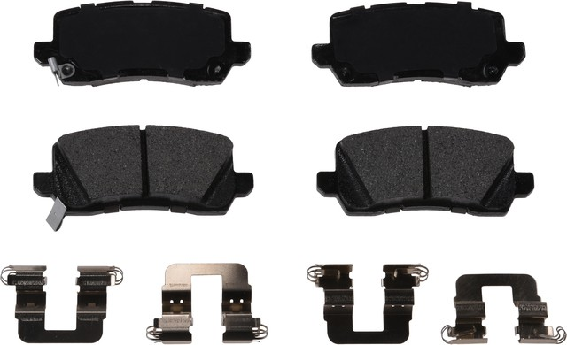 Autopart International 1403-636981 Disc Brake Pad Set