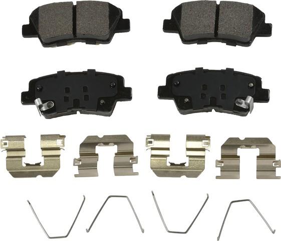 Autopart International 1403-637017 Disc Brake Pad Set