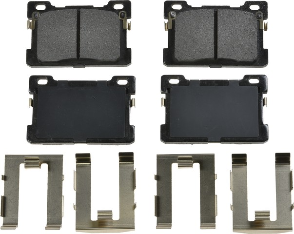 Autopart International 1403-651955 Disc Brake Pad Set