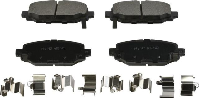 Autopart International 1403-699017 Disc Brake Pad Set