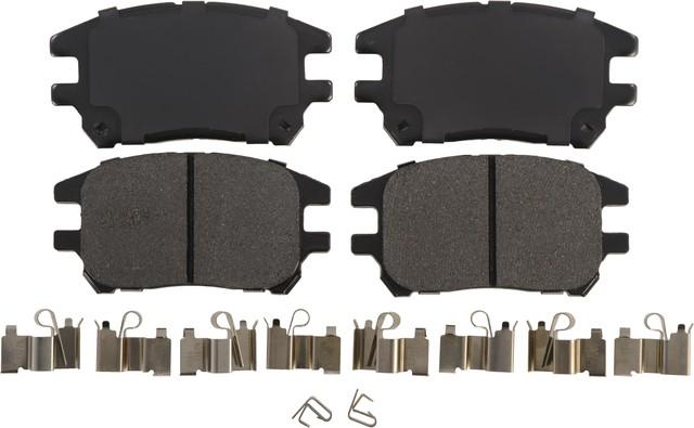 Autopart International 1403-84759 Disc Brake Pad Set