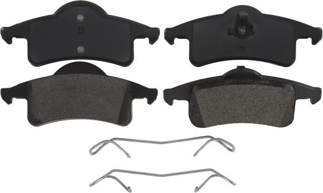 Autopart International 1403-86003 Disc Brake Pad Set