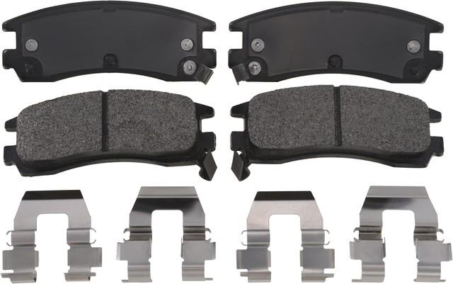 Autopart International 1403-86005 Disc Brake Pad Set