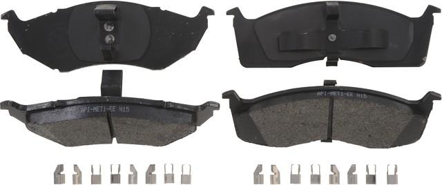 Autopart International 1403-86008 Disc Brake Pad Set
