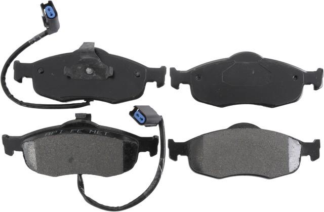 Autopart International 1403-86012 Disc Brake Pad Set