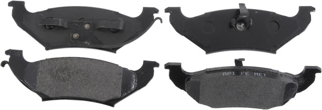 Autopart International 1403-86020 Disc Brake Pad Set