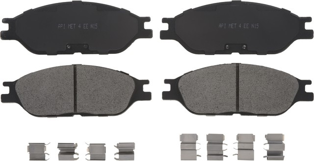 Autopart International 1403-86021 Disc Brake Pad Set