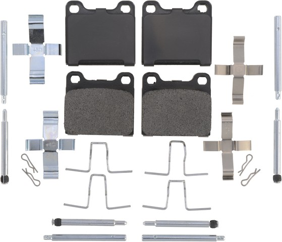 Autopart International 1403-86031 Disc Brake Pad Set