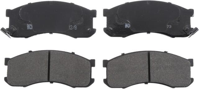 Autopart International 1403-86096 Disc Brake Pad Set