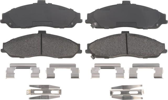 Autopart International 1403-86108 Disc Brake Pad Set