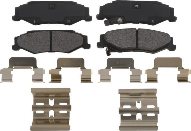 Autopart International 1403-86109 Disc Brake Pad Set