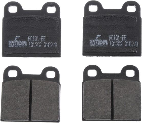 Autopart International 1403-86111 Disc Brake Pad Set