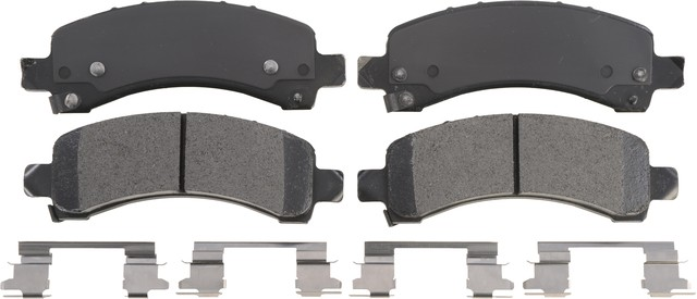 Autopart International 1403-86134 Disc Brake Pad Set