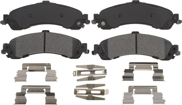Autopart International 1403-86138 Disc Brake Pad Set