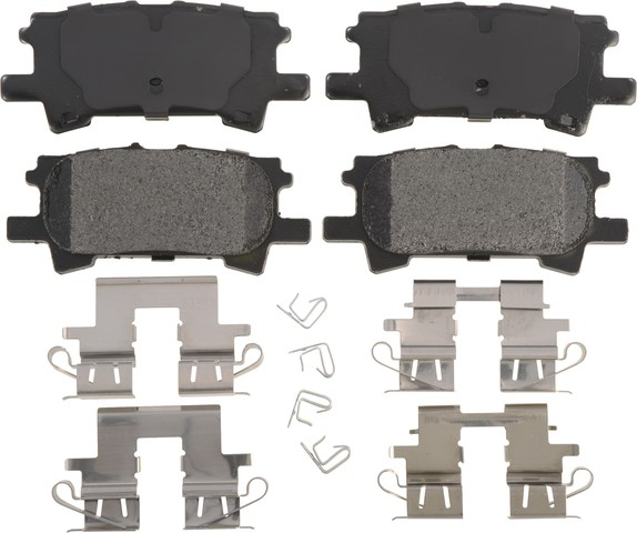 Autopart International 1403-86142 Disc Brake Pad Set