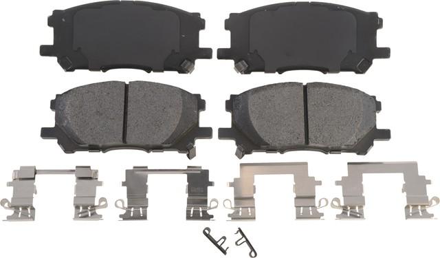 Autopart International 1403-86156 Disc Brake Pad Set