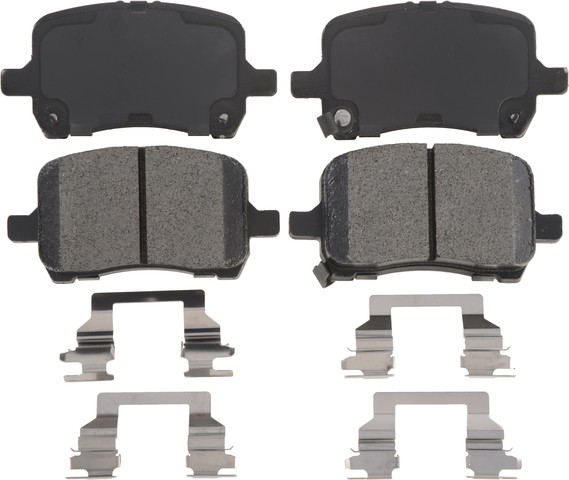 Autopart International 1403-86170 Disc Brake Pad Set