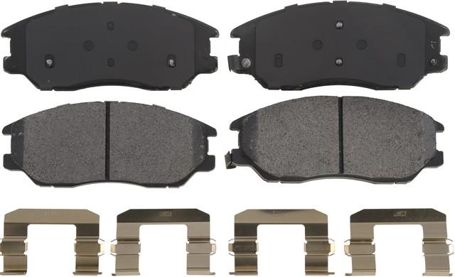 Autopart International 1403-86173 Disc Brake Pad Set