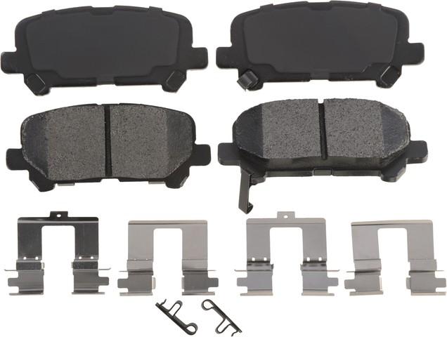 Autopart International 1403-86193 Disc Brake Pad Set