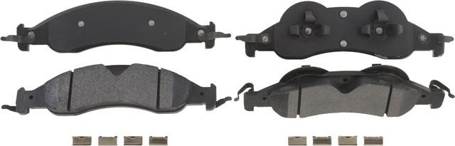 Autopart International 1403-86204 Disc Brake Pad Set