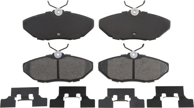 Autopart International 1403-86270 Disc Brake Pad Set