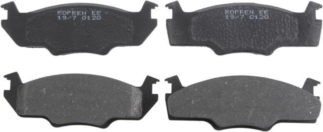 Autopart International 1403-86300 Disc Brake Pad Set