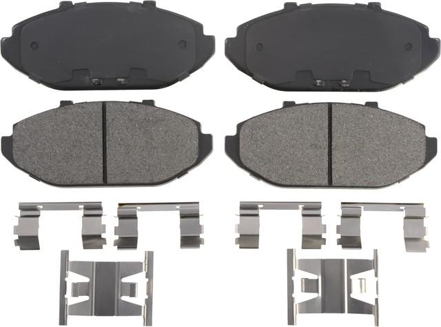 Autopart International 1403-86307 Disc Brake Pad Set
