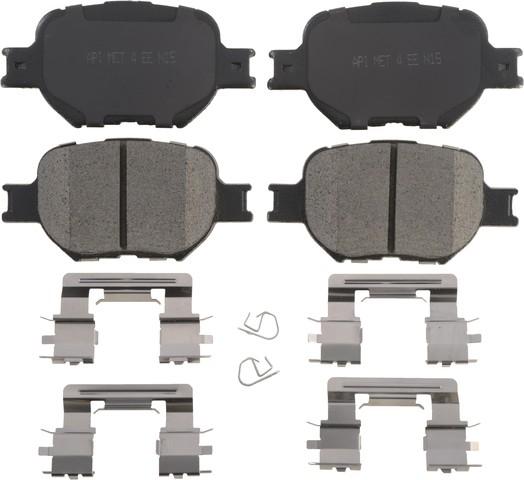 Autopart International 1403-86348 Disc Brake Pad Set