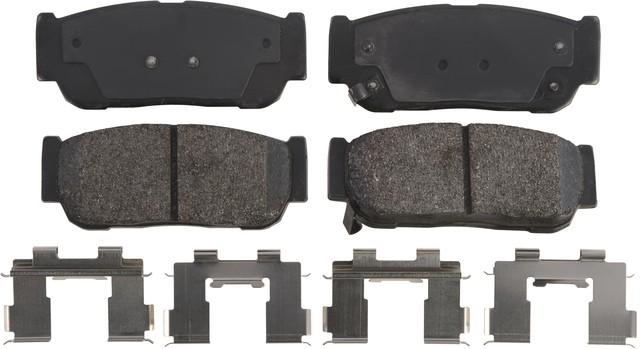 Autopart International 1403-86394 Disc Brake Pad Set