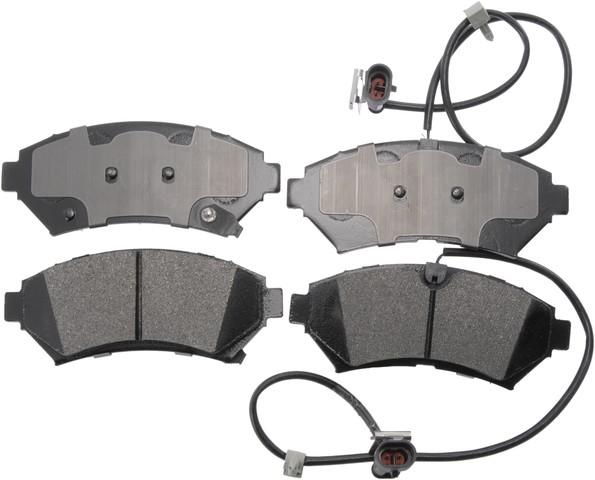 Autopart International 1403-86443 Disc Brake Pad Set