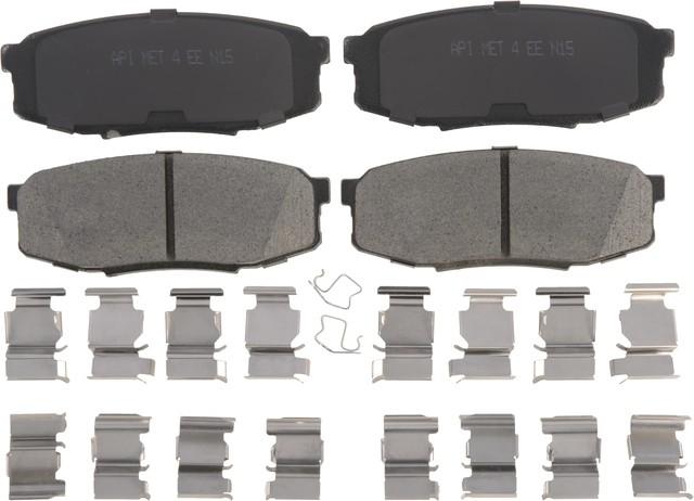 Autopart International 1403-86458 Disc Brake Pad Set
