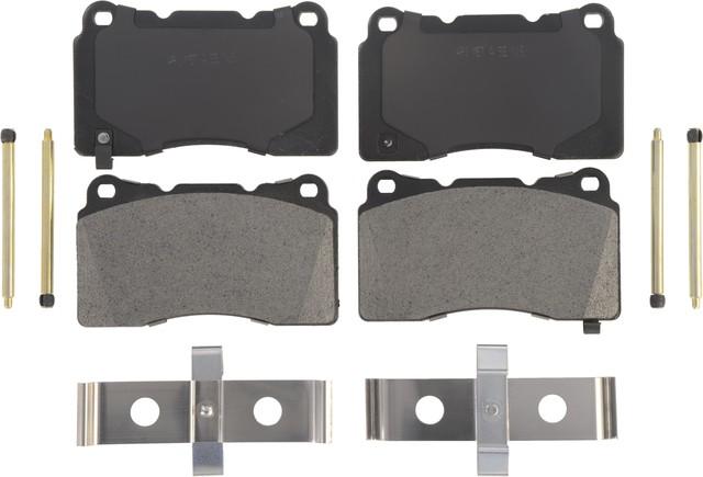 Autopart International 1403-86486 Disc Brake Pad Set