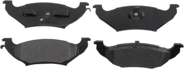 Autopart International 1403-86653 Disc Brake Pad Set