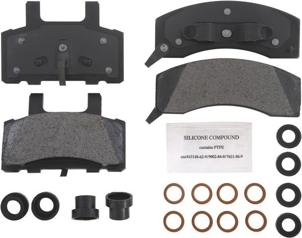 Autopart International 1403-86680 Disc Brake Pad Set