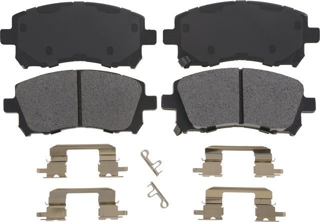 Autopart International 1403-86721 Disc Brake Pad Set