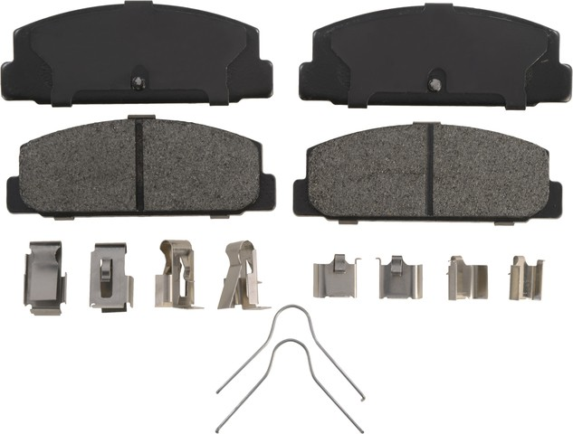 Autopart International 1403-86728 Disc Brake Pad Set
