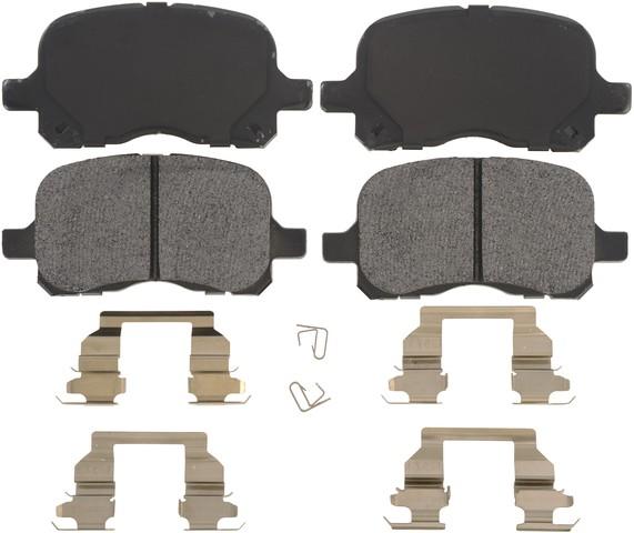 Autopart International 1403-86741 Disc Brake Pad Set