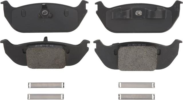 Autopart International 1403-86762 Disc Brake Pad Set