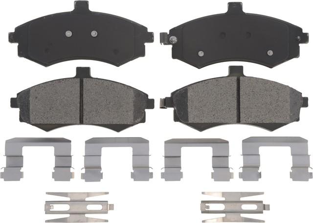 Autopart International 1403-86769 Disc Brake Pad Set