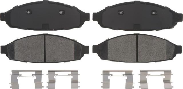 Autopart International 1403-86774 Disc Brake Pad Set