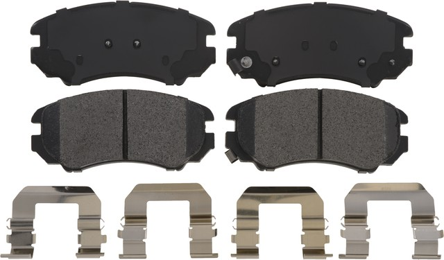 Autopart International 1403-86776 Disc Brake Pad Set