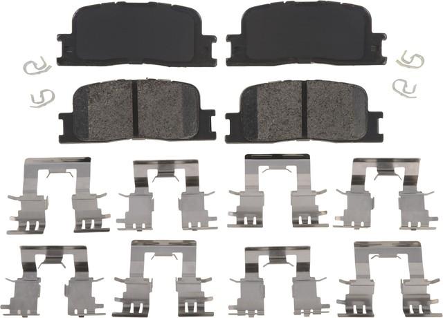 Autopart International 1403-86789 Disc Brake Pad Set