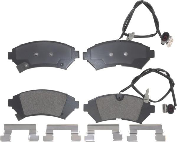 Autopart International 1403-86797 Disc Brake Pad Set