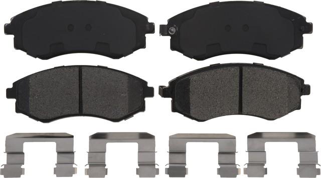 Autopart International 1403-86802 Disc Brake Pad Set