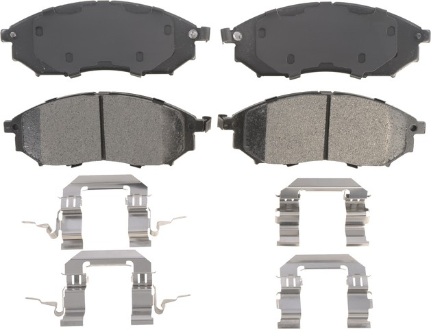 Autopart International 1403-86812 Disc Brake Pad Set