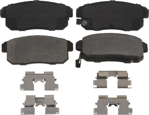 Autopart International 1403-86817 Disc Brake Pad Set