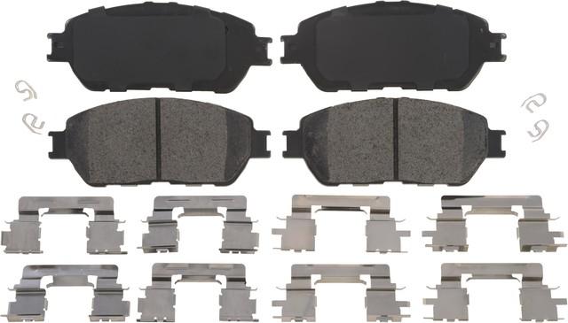 Autopart International 1403-86824 Disc Brake Pad Set