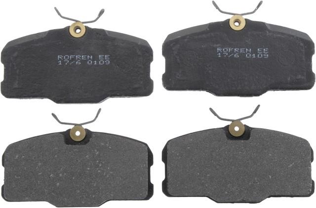 Autopart International 1403-86846 Disc Brake Pad Set