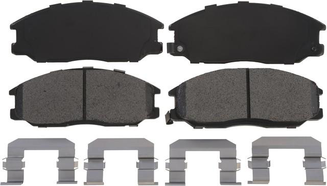 Autopart International 1403-86857 Disc Brake Pad Set